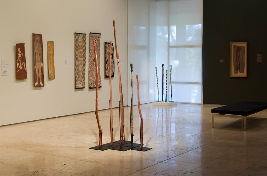 Stone Country - Salt Water, installation view