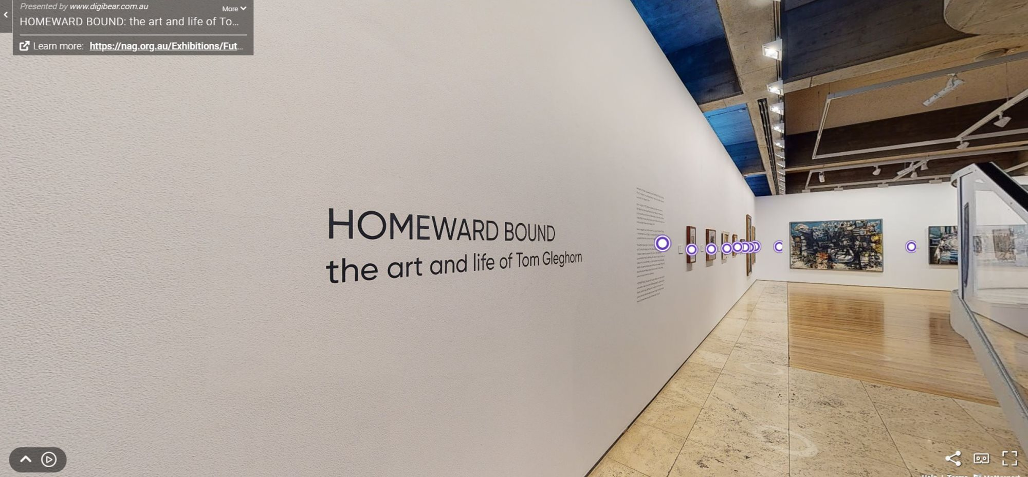 HOMEWARD BOUND Virtual Tour